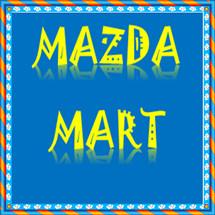 Logo Mazda Mart