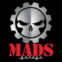 Logo mads_garage
