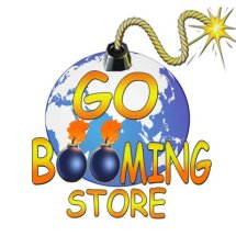 Logo Go Booming Store