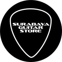 Logo surabaya guitar store