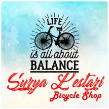 Logo Surya Lestari Bike Store