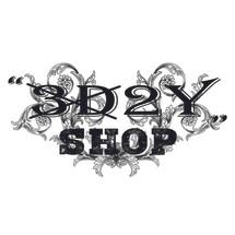 Logo 3D2Y SHOP