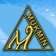 Logo Percetakan Mukmin