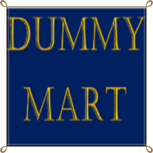 Logo Dummy Mart
