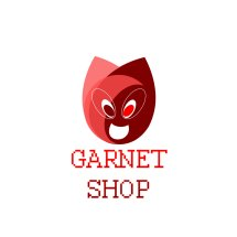 Logo Garnet Shop1412