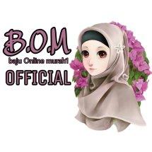 Logo B.O.M baju Online murah1