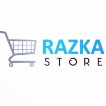 RAZKA_STORE Logo