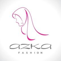 Logo Azka Fashion Muslim
