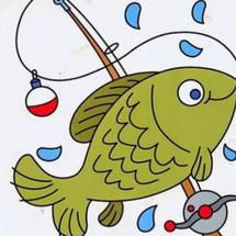 Logo badai pancing