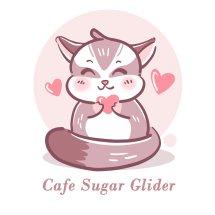 Logo Cafe Sugar Glider