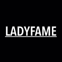 Logo Ladyfame Official Shop