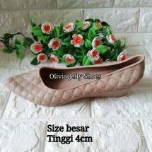 Logo Olivia Jelly shoes