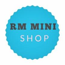 Logo RM Mini Shop