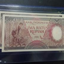 Logo Uang Kuno Mahar