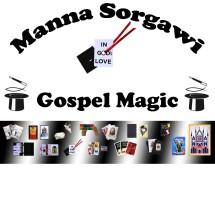 Toko Gospel Magic Mansor Logo