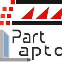 Logo online part laptop
