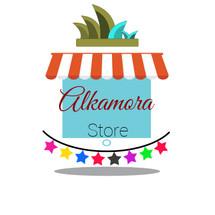 Logo Alkamora Store