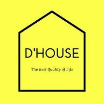 Logo D'House Supply