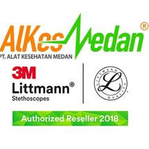 Logo Alkes Medan