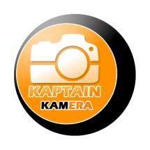 kaptain kamera Logo