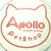 Logo apollo petshop