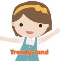 Logo trendy-land