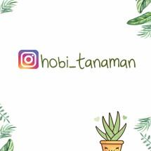 Logo hobi tanaman