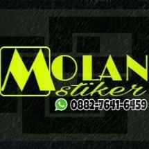 MOLAN Stiker