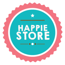 Logo Happie Store