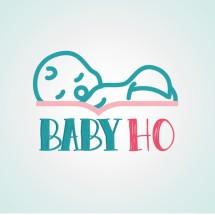 Logo Baby Ho Shop