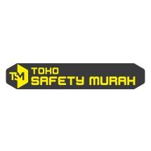 Logo Toko Safety Murah