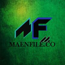 Maenfile.co Logo