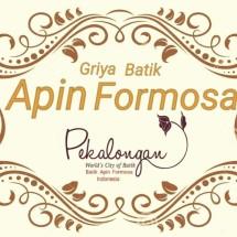 Griya Batik Apin Formosa Logo