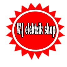 Logo WahyuJElectrikShop