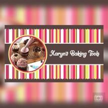 Karyn's Baking Tools