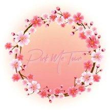 Logo pink me shop