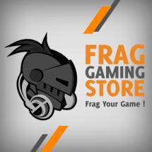 Logo FRAG GAMING STORE
