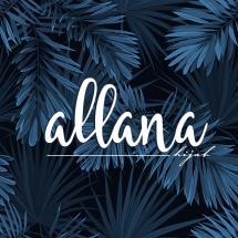 Logo Allana