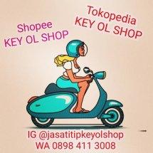 Logo Key OL Shop