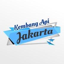 Logo Kembang Api JAKARTA