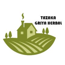 Logo tazaka griya herbal