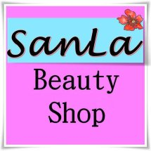 Logo SanLa Beauty Shop