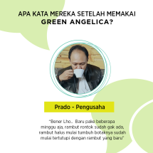 GREEN ANGELICA 099