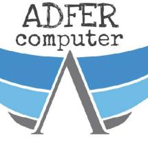 Logo ADFER computer