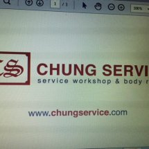 chung service engine Logo