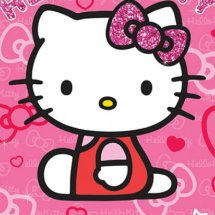 Logo Hello Kitty Ku