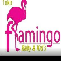 flaminggo baby Logo