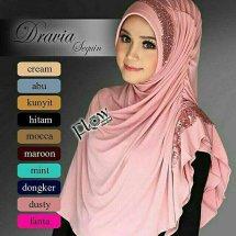 Hijab modif asyik Logo