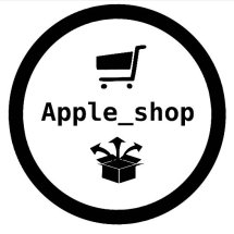 Logo Apple_shop