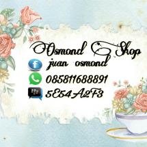 Logo Osmond Shop